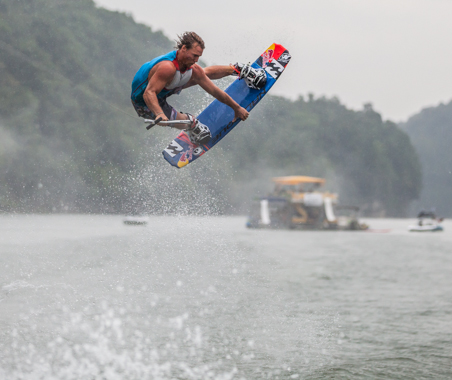 Bud light wakeboard