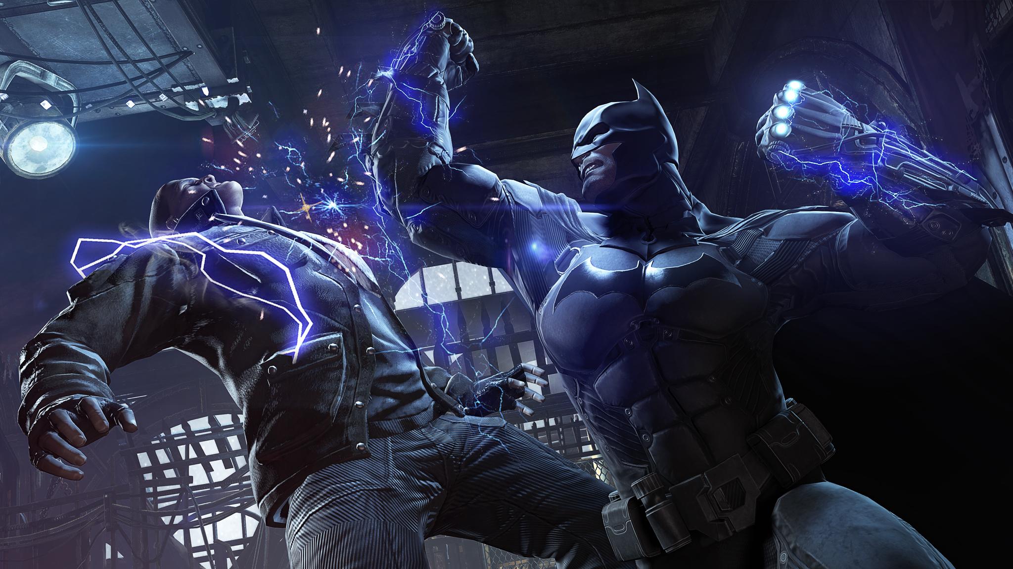 batman arkham origins - 1430×736