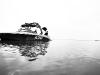 billa boat floating