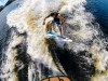 Shawn Watson throwing tail behind the Super Air Nautique G21