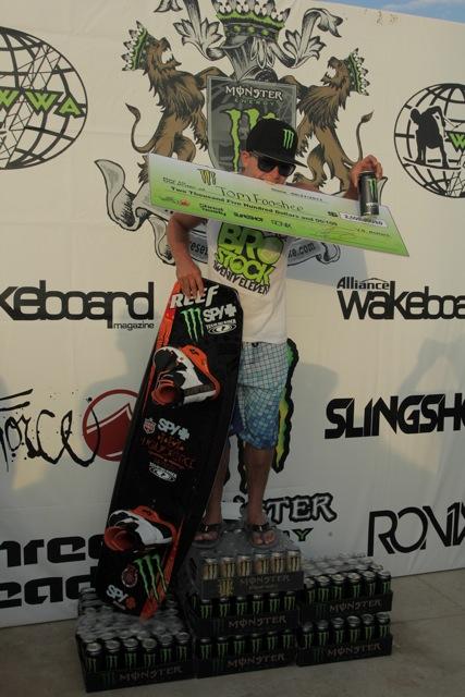 Tom Foshee overall champ!