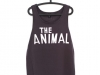THE-ANIMAL-SINGLET-CHARCOAL