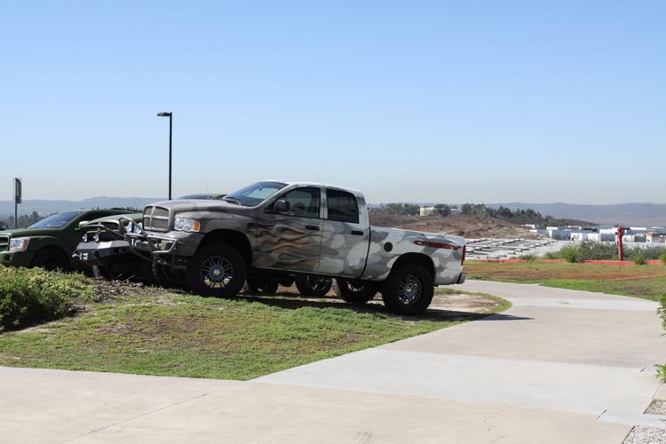 Oakley Trucks