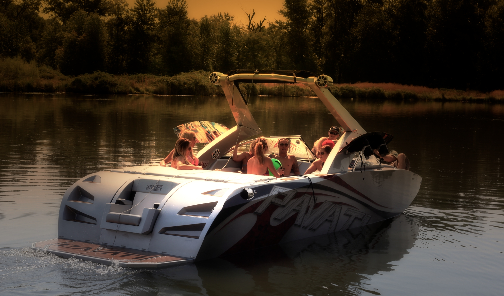 Goods Pavati Boats Alliance Wakeboard