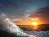 Dave_wakeskate_sunset-3