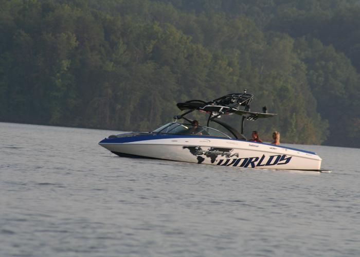 2012 Worlds watershot