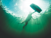 Ever a waterman. Photo: Soderlind
