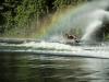 Collin Harrington wakeboards a secret spot during