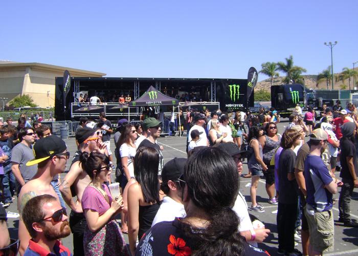 Varebiler Warped Tour San Diego X5BQns5