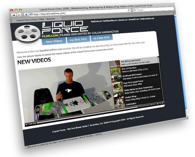 LiquidForceFilms.com