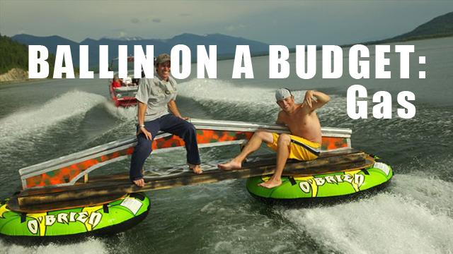 Ballin On A Budget: Gas  