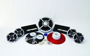 Full Boat Audio Kit