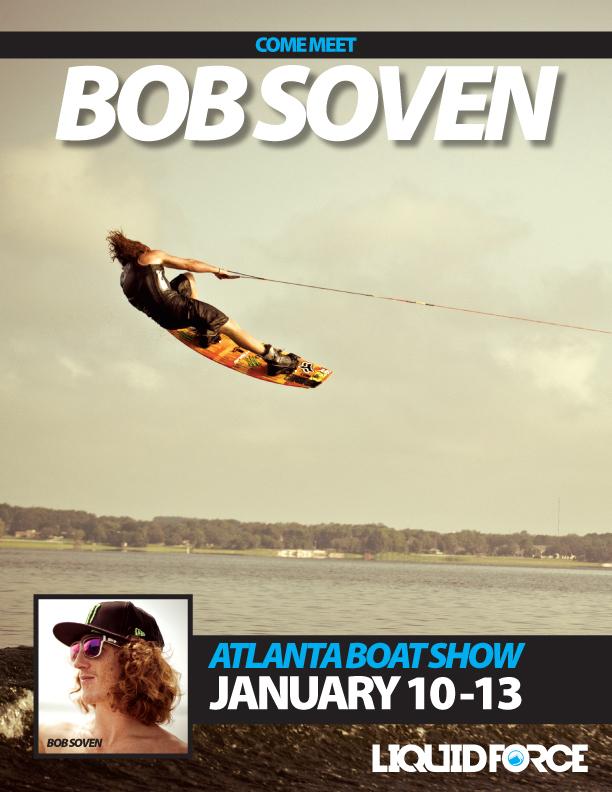 Boatshow FLyer Bob
