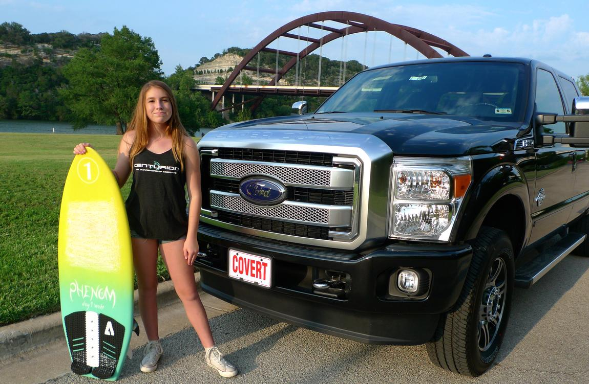 Covert ford announces raleigh hager sponsorship alliance wakeboard