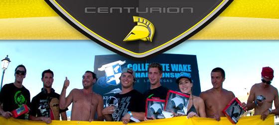Centurion Boats, Wakesurfing