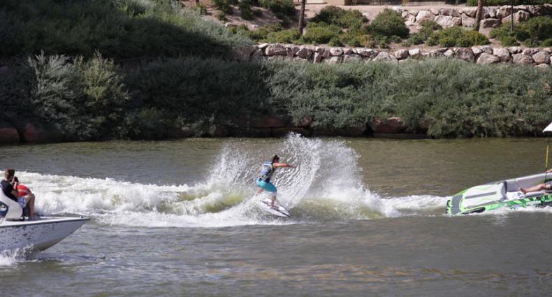 Keenan Flegal, Wakesurfing, Las Vegas