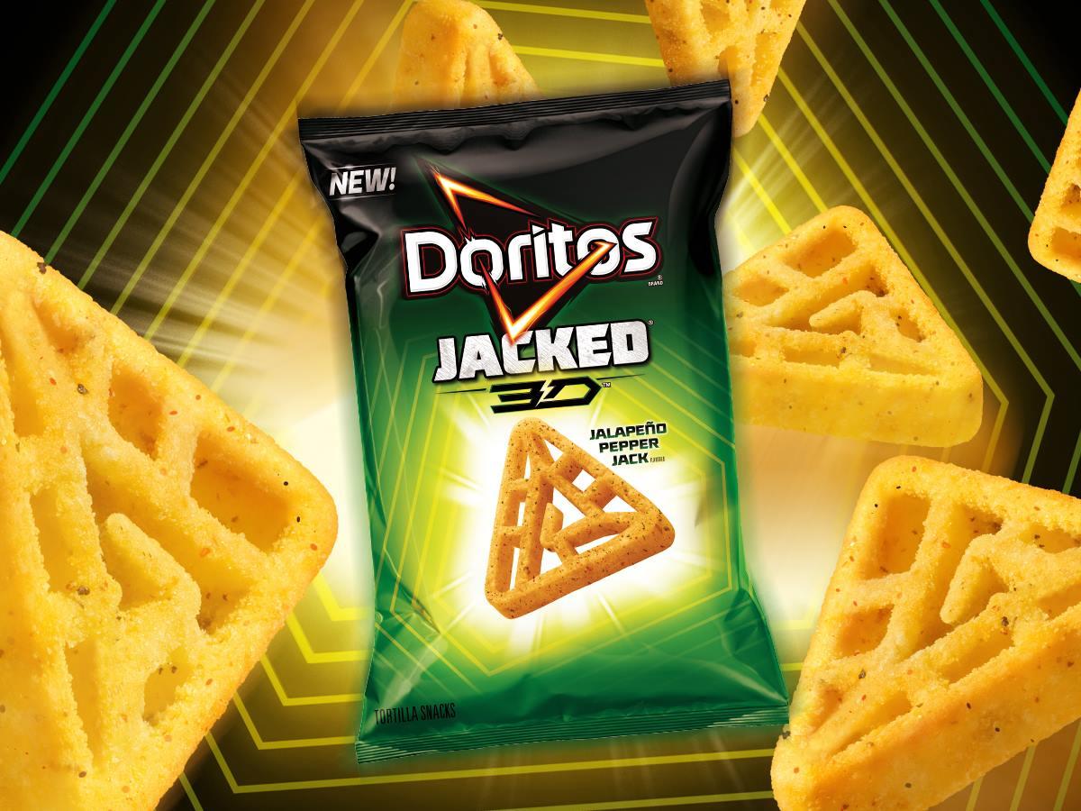 GOODS: Doritos Jacked 3D - Alliance Wakeboard 3d Doritos