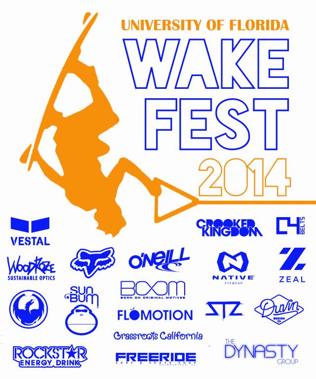 Wakefest Shirt 2014