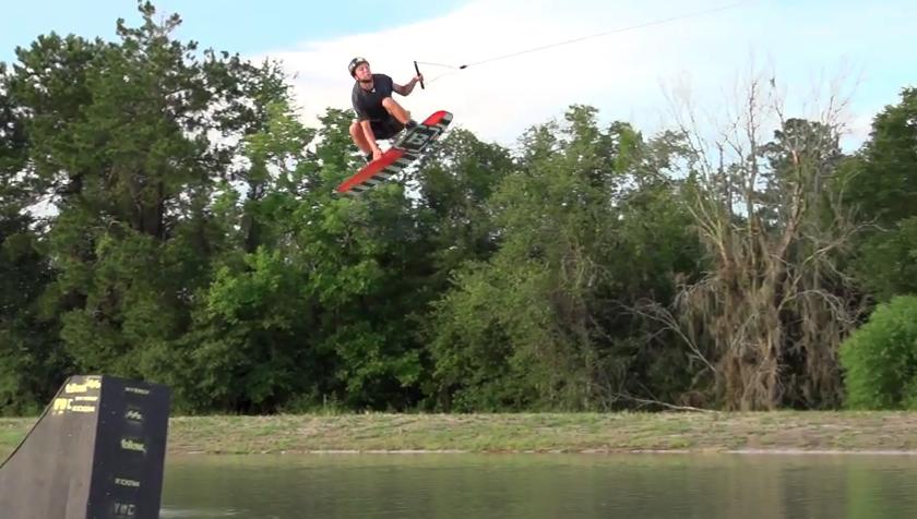 Cody Hesse Triple Flip!