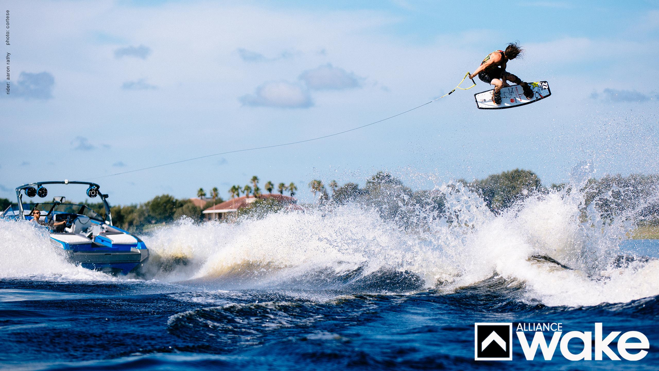 Wakeboarding Boat Wallpaper Wallpapers: Dou...