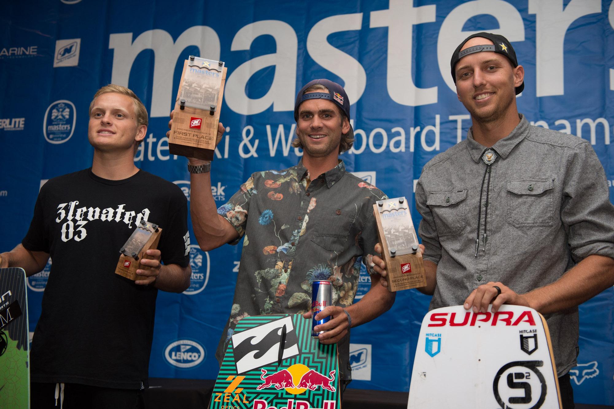 3x Masters Champ // photo courtesy Nautique Boats, Inc. / Aaron Katen