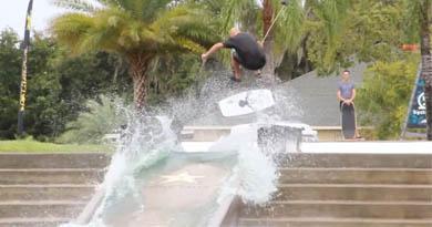 8d56b32c90 Alliance Wakeboard - Wakeboarding
