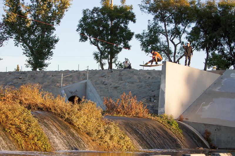 3, 2, 1... dropping  //  photo: Hahn