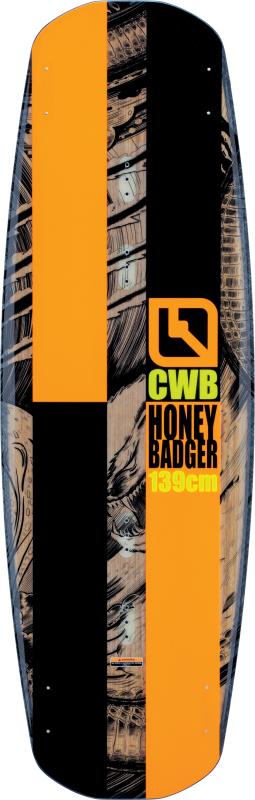 CWB 2016 Honey Badger 139 top
