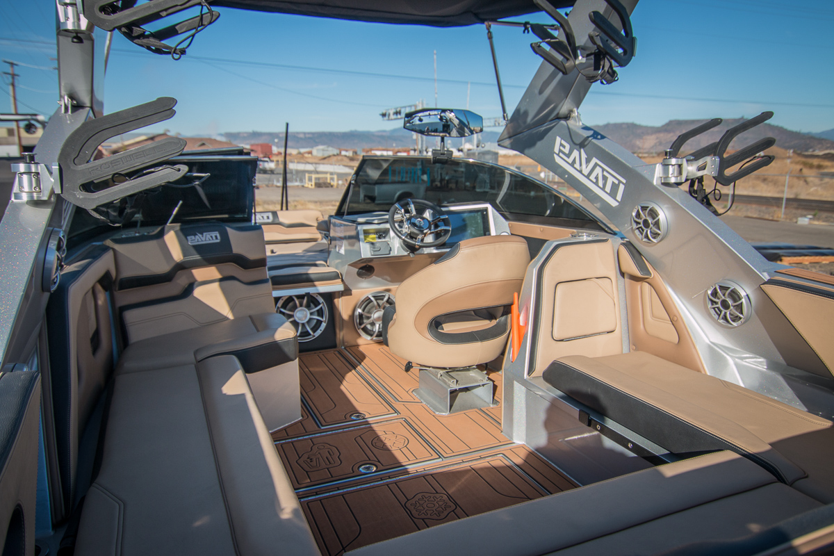 Boats & Pros - Pavati AL-24 - Alliance Wakeboard