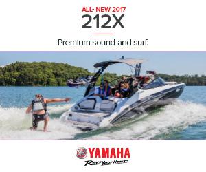Yamaha Boats MD Rect