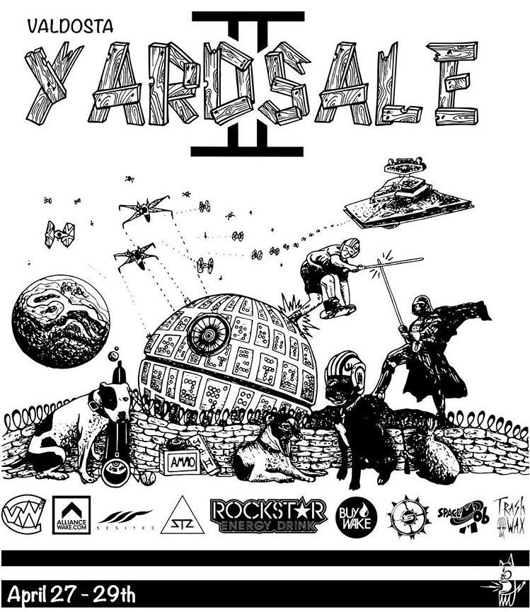 Contesting Yardsale 2 Info Alliance Wakeboard