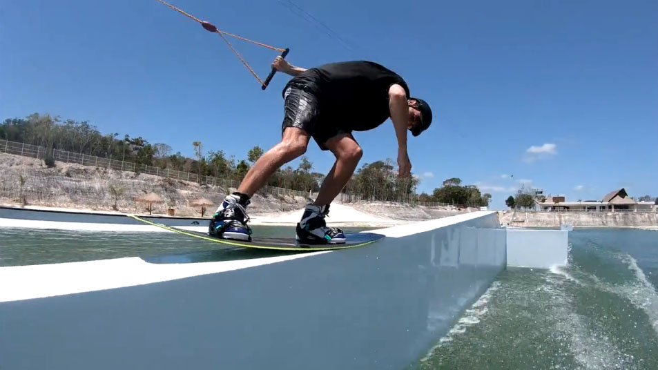 One Minute In Mexico Nic Leduc Alliance Wakeboard