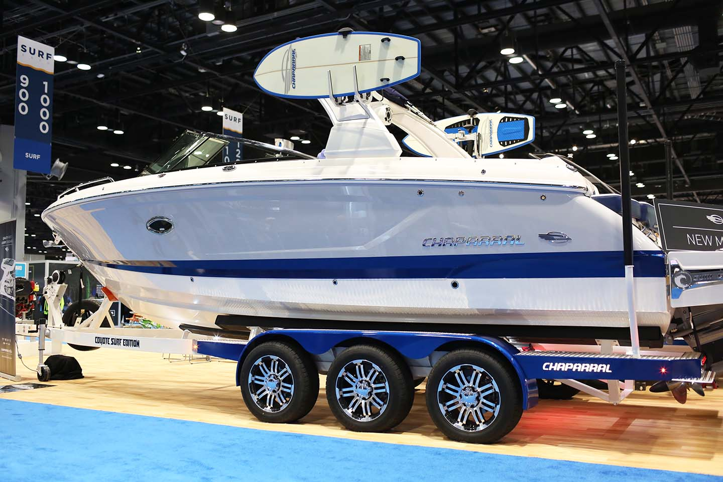 Surf Expo Chaparral Boats 2019 Alliance Wakeboard