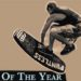 2001 Rider of the Year Brian Grubb
