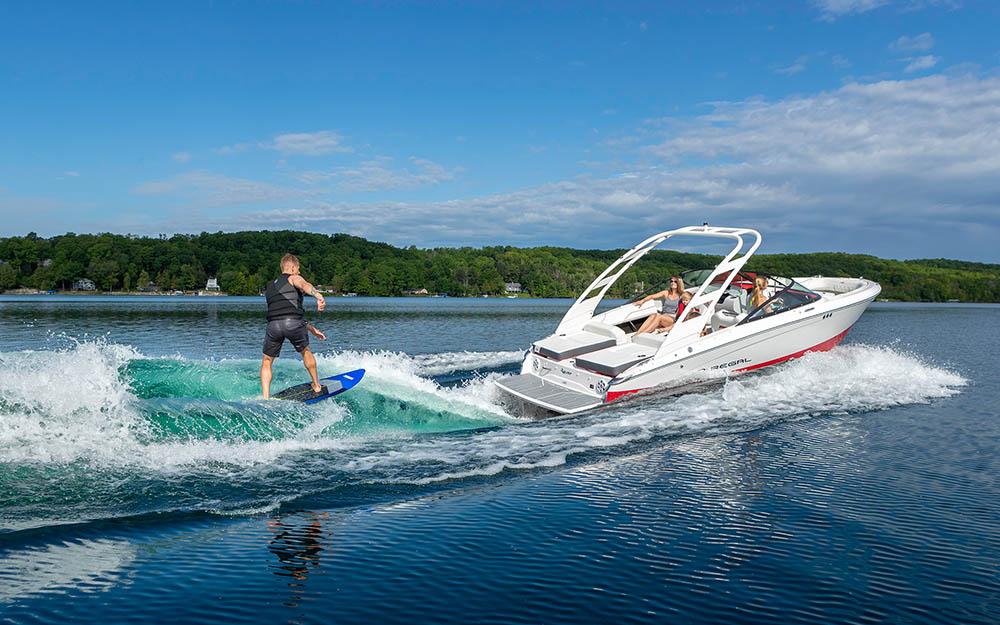 regal boats ls2 surf