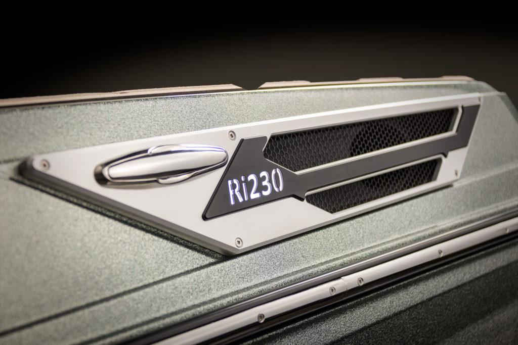 Ri230 Air-vent cover
